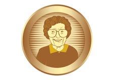 старшие женщины Стоковое фото RF