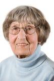 старшие женщины Стоковые Фотографии RF