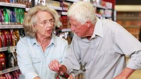 Старшие покупки пар в гастрономе акции видеоматериалы