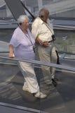 старший гражданина немецкий Стоковое Изображение RF