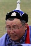 Старший Монгол Стоковые Изображения RF
