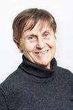 Старший портрет женщины Стоковые Изображения RF