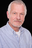 Старший портрет Стоковая Фотография