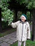 старший садовника Стоковые Изображения RF