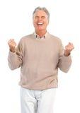 старший человека стоковое фото