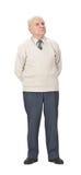 старший человека Стоковое фото RF