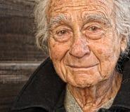 Старший человек стоковое изображение