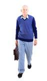 Старший человек Стоковые Изображения RF