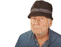 Старший человек Стоковое Изображение RF