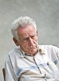 Старший человек Стоковое Фото
