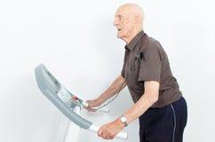 Старший человек Стоковая Фотография