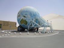 Старые автомобили на музее автомобиля на Абу-Даби стоковые фотографии rf