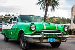 Старые автомобили Стоковое Изображение