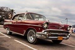 Старые автомобили Стоковые Изображения