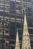 Старые башни Стоковые Изображения RF