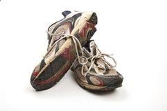 старые бегунки Стоковое фото RF