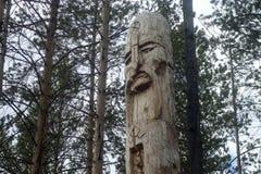 Старые боги Стоковая Фотография RF
