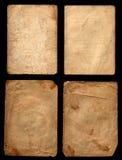 старые бумаги Стоковые Фотографии RF
