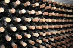Старые бутылки лозы Стоковое Изображение