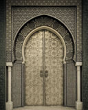 Старые двери, Марокко Стоковое Фото