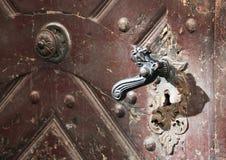 Старые двери стоковое изображение rf