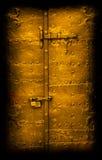 Старые двери Стоковая Фотография RF
