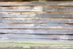 Старые деревянная предпосылка текстуры стены, соответствующая для представления, виска сети, и делать Scrapbook Стоковое Фото