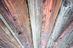 Старые деревянные амбары Стоковое Фото