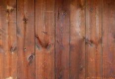 Старые деревянные доски с узлами и царапинами Стоковые Фото
