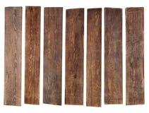 Старые деревянные планки стоковые изображения rf