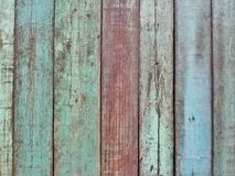 Старые деревянные предпосылка и обои планки Стоковое Изображение RF