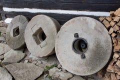 Старые жернова Стоковые Фотографии RF