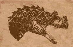 Старые животные Стоковые Фото