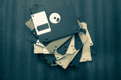 Старые забытые технологии Стоковые Изображения RF