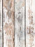 Старые затрапезные деревянные планки Стоковые Изображения