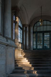 Старые здания в городе Дрездене, Германии Стоковые Фотографии RF