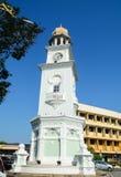 Старые здания в Penang, Малайзии Стоковая Фотография RF
