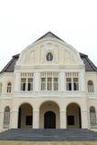 Старые здания в Phetchaburi стоковое изображение rf