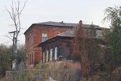 Старые здания города Balashov Стоковая Фотография RF