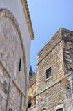 Старые здания Стоковая Фотография