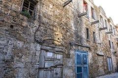 Старые здания Стоковое Изображение
