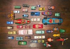 старые игрушки стоковая фотография rf