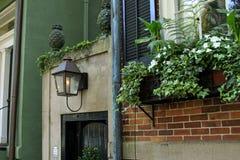 Старые исторические здания стоковая фотография rf
