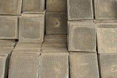 Старые каменные плитки Стоковое Фото