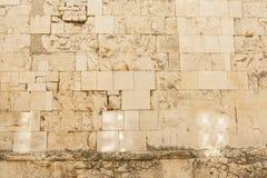 Старые каменные стены Стоковая Фотография RF