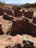 старые каменные стены Стоковое Фото