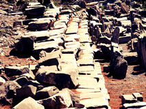 Старые камни Стоковые Фото
