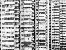 Старые квартиры в Чунцине Стоковая Фотография RF