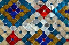Старые керамические плитки Стоковое Изображение RF