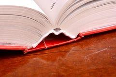 Старые книги закрывают вверх Стоковое Изображение RF